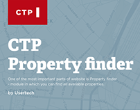CTP Property Finder.  Part of the CTP merging redesign.