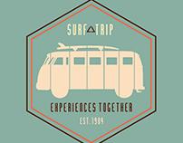 HiVE Surf Trip Logo