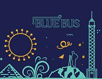Blue Bus - Branding