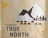 STARBUCKS TRUE NORTH
