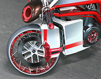 Tilting bikes