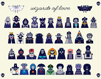 Wizards of Love Family