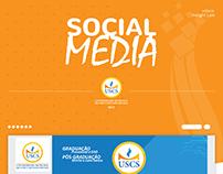 Social Media - USCS 2017