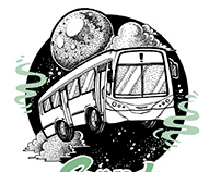 Bondi Lunático - Logo