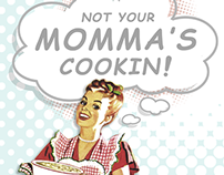 Not Your Momma's Cookin! - Series Artwork