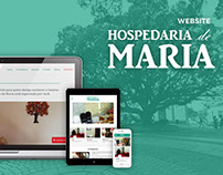 Pousada Hospedaria de Maria | Site