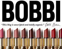 Bobbi Brown Newspaper
