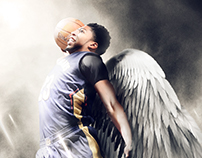 Elemental Vitality - NBA Art Series
