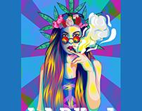 2018 lady j illustrations