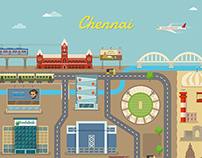 Chennai is awesome