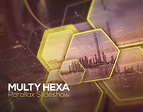 Parallax Slideshow Multi Hexa