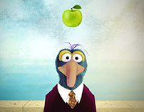 The son of Muppet