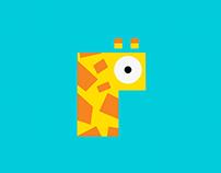 Yellow Giraffe - Branding