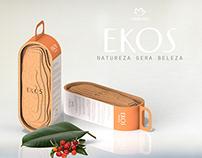 Embalagem Natura Ekos