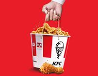 KFC in Tunisia Mall