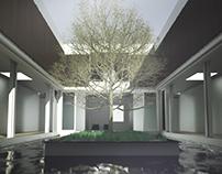 Architecture Render C4d+Octane