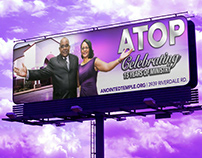 Creative Work for Anointed Temple of Praise