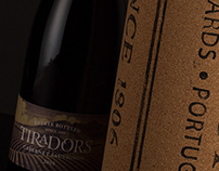 Tiradors Concept Wine Packaging
