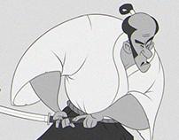 Samurai: Character Design