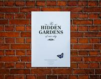 Hidden Gardens Publicity