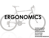 Ergonomics of MTB Rockrider300