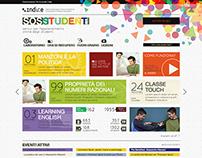 Web site Indire, SOS Studenti