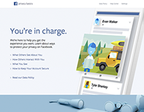 Facebook Privacy Center