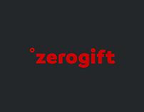 Logo design / zerogift