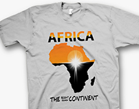 The Bright Continent - Africa