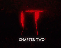 It Chapter Two 2019 - Alternative Movie Poster