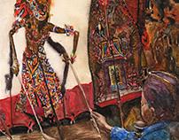 Cultural Watercolours