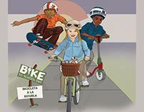 Bike To School 2016