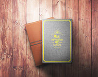 BSN - 40 Years Table Book Pitch