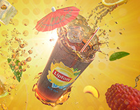 Lipton Ice Tea promo 2015
