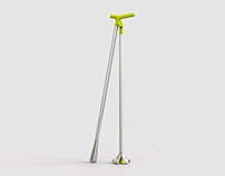 Flex - An Unobtrusive Walking Aid