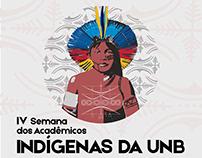 IV Semana dos Acadêmicos Indígenas da UNB