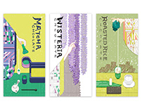 Japan Tea Chocolate Packaging Design