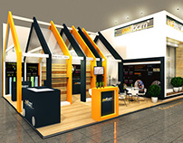 FAIR stand on Domotex Hannover