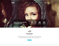 Dreamer - Multipurpose Charity WordPress Theme