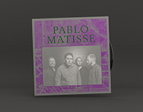 Pablo Matisse – album packaging design