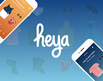 Heya - Weather App
