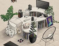Ro's Apartment