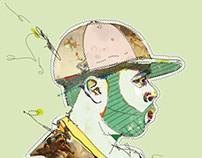 Rimas e Batidas Festival - Portraits