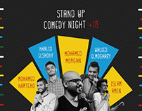 """Stand Up comedy """" Covers """""""