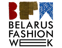 Belarus fashion week identity