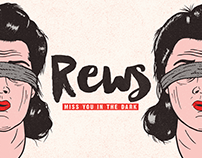 Rews - Miss You In The Dark Single Cover