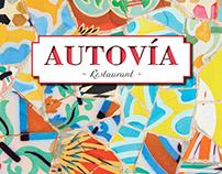 Carta Restaurant AUTOVÍA