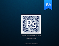 Adobe CC 2015 Splash Screens
