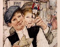 Il prode soldatino di stagno- H.C. Andersen