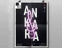 36. International Ankara Music Festival - Poster Design